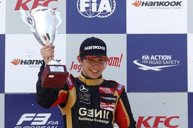 FIA Formula 3 Championship, Moscow Raceway