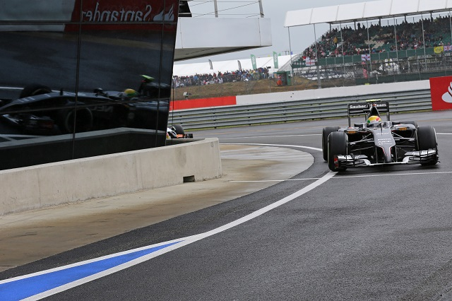 British GP Saturday 05/07/14