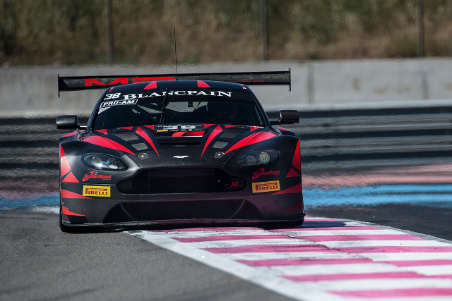 MP Motorsport AMR have a best result of second from this year's Blancpain Endurance Series (Image Credit: Brecht Decancq/Brecht Decancq Photography)