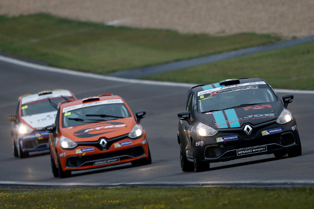 Massimilano Pedala - Credit: Renaultsport/WSR