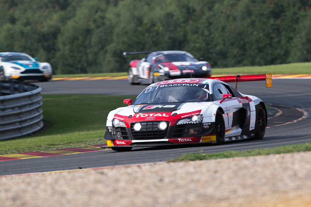 2014 Total 24 Hours of Spa (Credit: Kevin Mc Glone/Red Square Images)