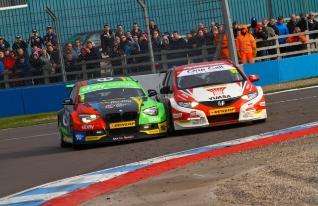 Turkington and Shedden have been most consistent in 2014 (Photo: btcc.net)