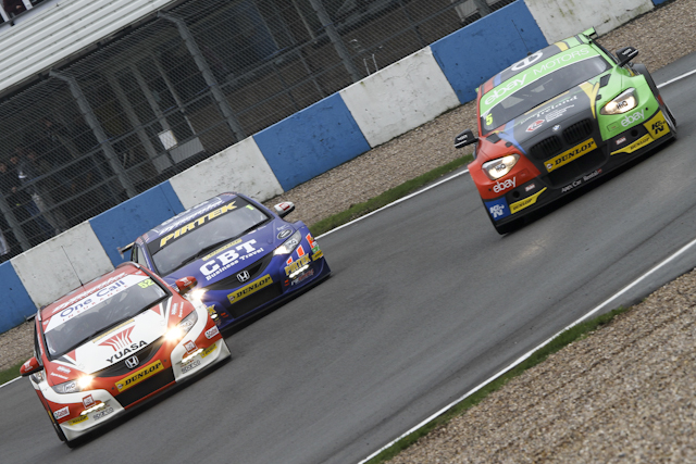 Turkington, Shedden and Jordan are the three to beat. (Photo: Kingsley Newman)
