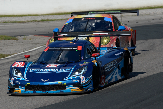 The Watkins Glen winners kpt up their podium streak in Canada (Courtesy of IMSA)