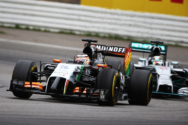 (Photo Credit: Sahara Force India)