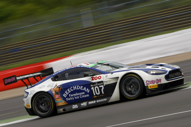 Daniel Lloyd will race again with the Beechdean AMR squad (Credit: Jakob Ebrey Photography)