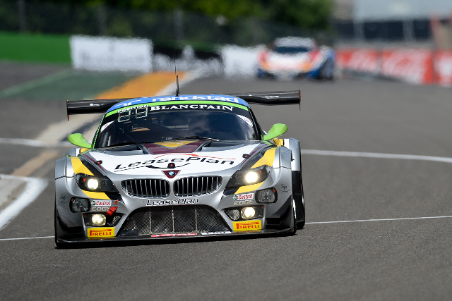 Werner was among those quickly on pace at the start of qualifying (Credir: Brecht Decancq/Brecht Decancq Photography)