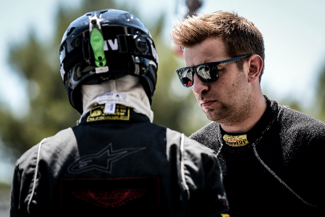 Osborne will make his first start in the Spa 24 this weekend (Credit: Xynamic Motorsport Photography)