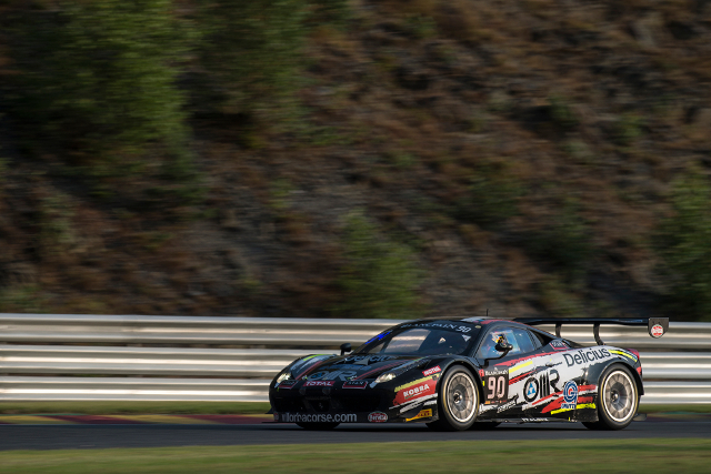 2014 Total 24 Hours of Spa (Credit: Brecht Decancq/Brecht Decancq Photography)