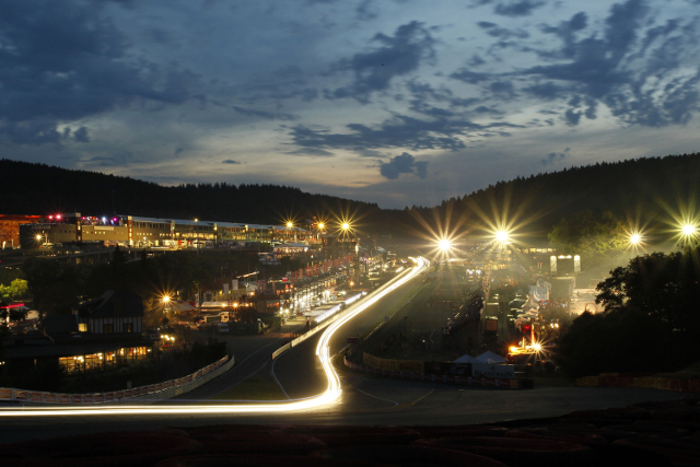 Total 24 Hours of Spa (Credit: VIMAGES/Fabre)