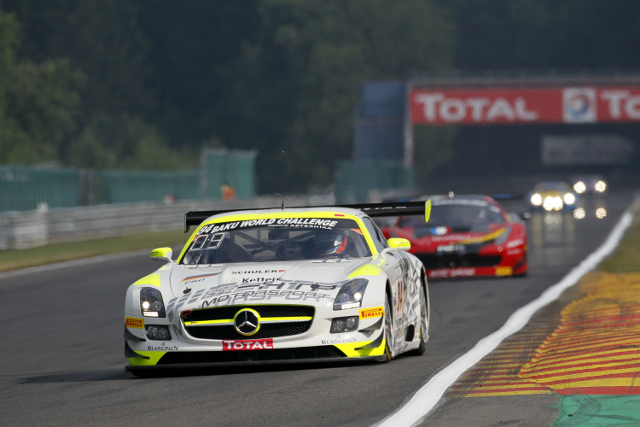 Two Mercedes from defending winners HTP Motorsport confirm their intentions (Image Credit: VIMAGES/Fabre)