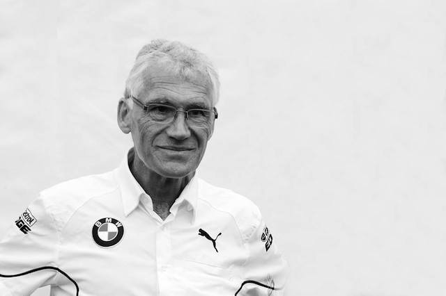 Team Schnitzer's Dieter Lamm will be honored by BMW's DTM outfit this weekend (Image Credit: BMW Motorsport)