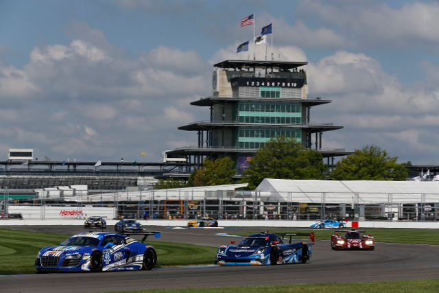 The 2015 season will not stop at the Brickyard (Courtesy of IMSA)