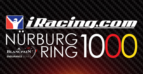 iRacing com to Sponsor Nurburgring 1000 - The Checkered Flag