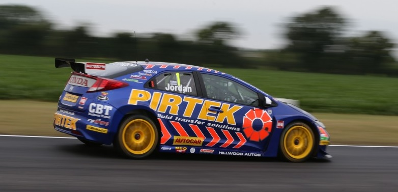The pressure is off Jordan now (Photo: btcc.net)