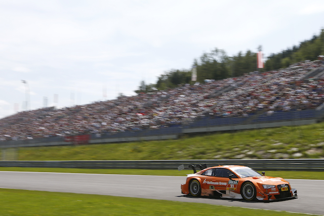 Jamie Green feels that he can win after disaster at Spielberg (Image Credit: Audi Sport)