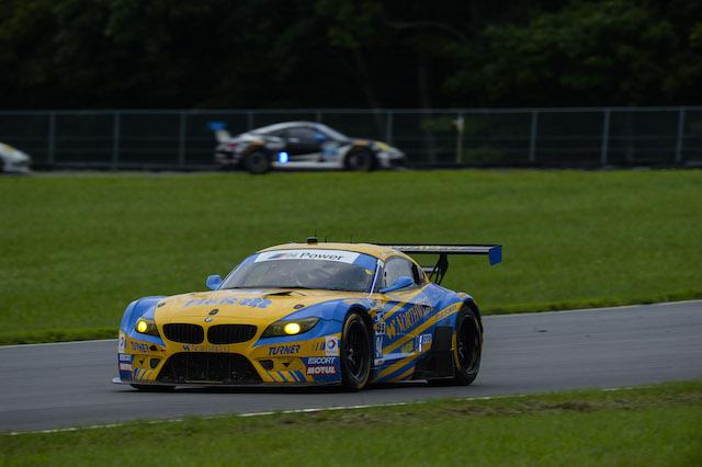 GTD winner Turner Motorsport (Credit: IMSA)