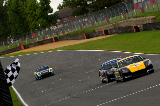 Chadwick won on track, the result was more comfortable (Credit: Jakob Ebrey Photography)
