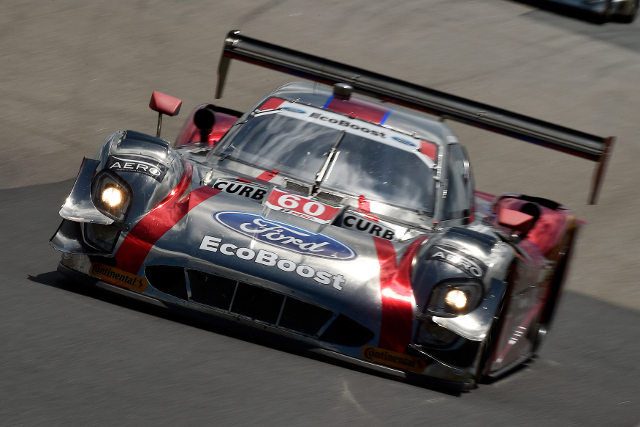 Ozz Negri was fastest on the lone practice session on Friday (Courtesy of IMSA)