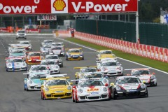 Porsche Mobil 1 Supercup Spa 2014