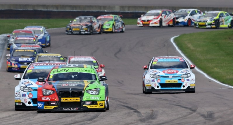 Turkington will have MG for company once again at Silverstone (Photo: btcc.net)