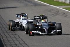 Photo Credit: Sauber F1 Team
