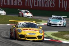 Porsche Mobil 1 Supercup Monza 2014