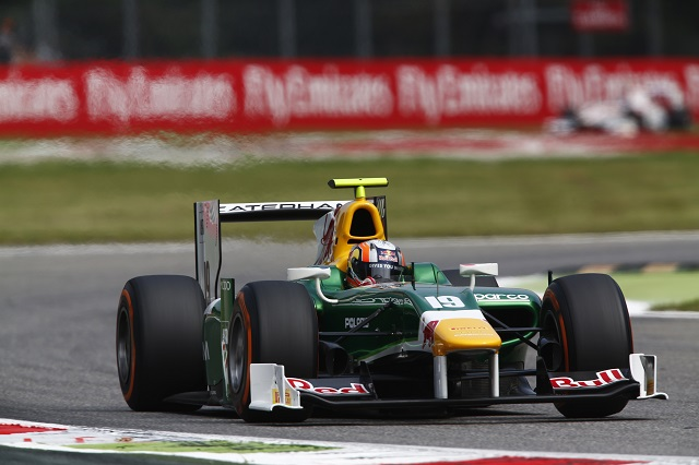 Difficult Gp2 Debut For Gasly At Monza Gp2 Series The