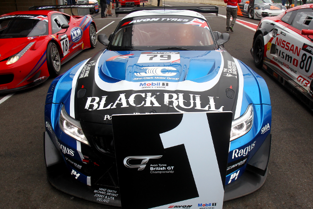 Marco Attard and Ecurie Ecosse: Champions to be? (Credit: Jakob Ebrey Photography)