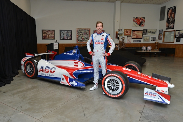 Jack hawksworth moves to foyt for second indycar season for Abc motor credit gilchrist rd