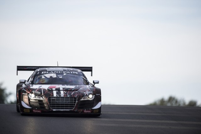 #1 WRT Audi - Photo Credit: Brecht Decancq Photography