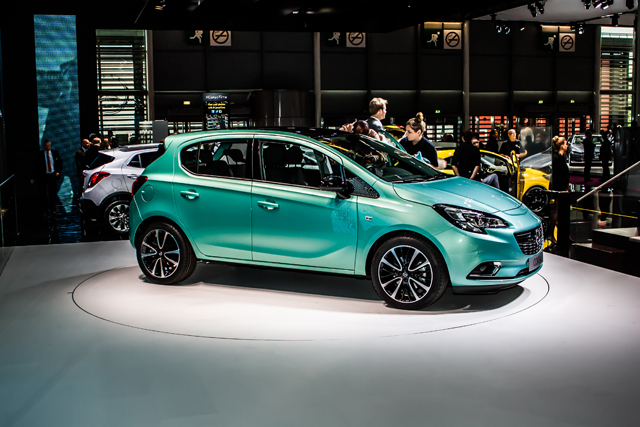 The new Vauxhall and Opel Corsa is set to be a big seller. (Credit: Nick Smith/The Image Team)