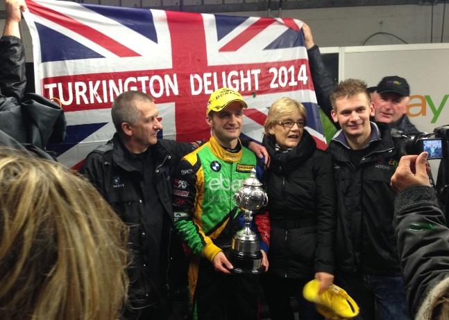 BTCC Brands Hatch Turks 2014 3