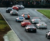 Porsche Carrera Cup GB 2014