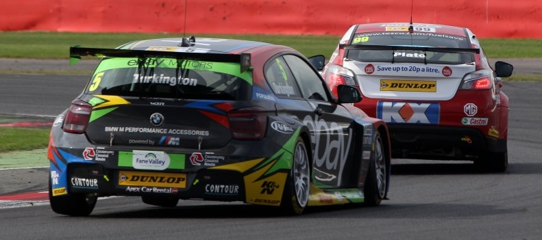 Turkington aims to keep Plato in sight (Photo: btcc.net)