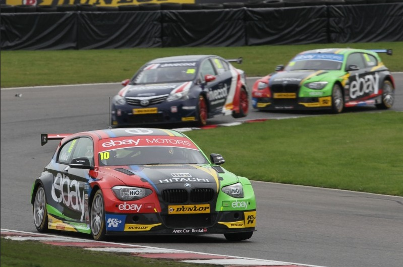 Collard Brands Hatch 2014 BTCC 3