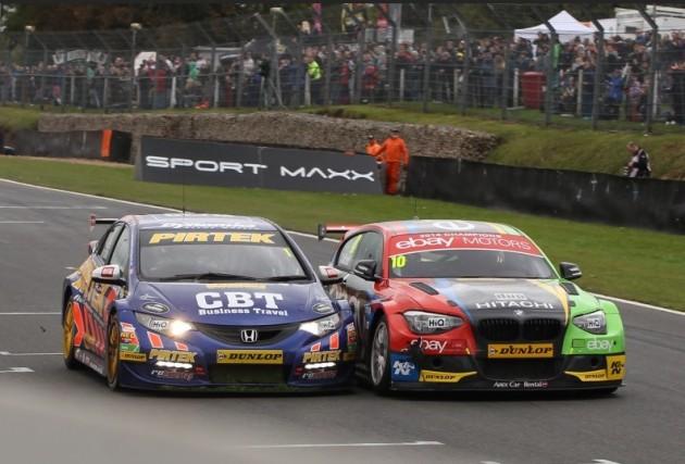Collard Brands Hatch 2014 BTCC