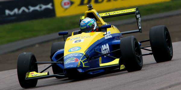 Harrison Scott - Credit: Formula Ford GB
