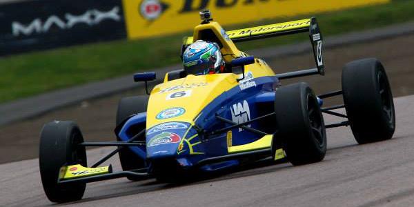 Harrison Scott - Credit: Formula Ford GB