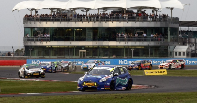 Jackson win moved him to fourth place after Silverstone (Photo: btcc.net)