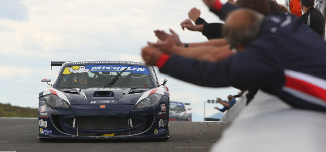 The Knockhill Win Was A Highlight For Davenport - Credit: Jakob Ebrey Photography