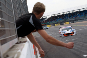 There Was Plenty To Celebrate For Pittard At Silverstone - Credit: Jakob Ebrey Photography
