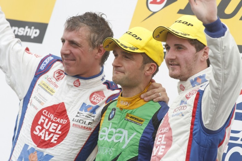 Tordoff took six podiums in 2014 (Photo: btcc.net)