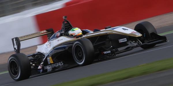 Sennan Fielding - Credit: BRDC Formula 4