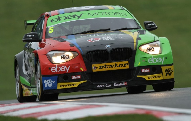Turkington 2014 BTCC Brands Hatch 3