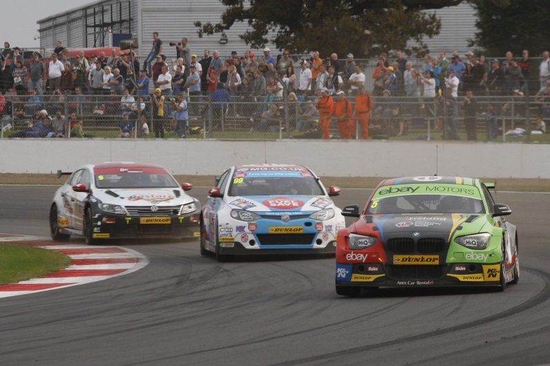 Turkington has claimed nine wins in 2014 (Photo: btcc.net)