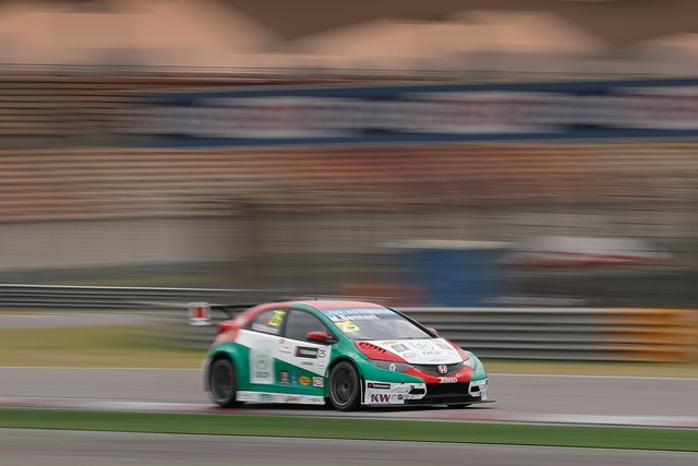Mehdi Bennani - Photo Credit: FIA WTCC