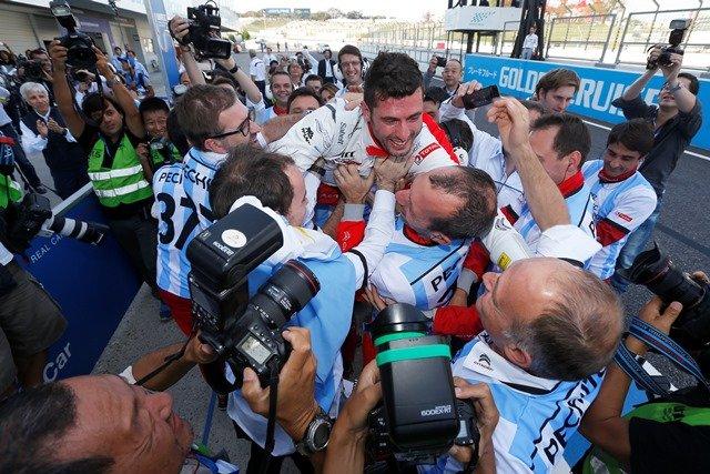 Jose Maria Lopez - Photo Credit: FIA WTCC