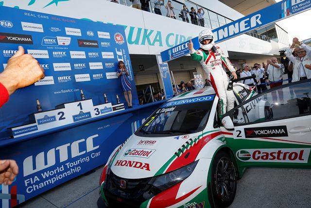 Gabriele Tarquini - Photo Credit: FIA WTCC