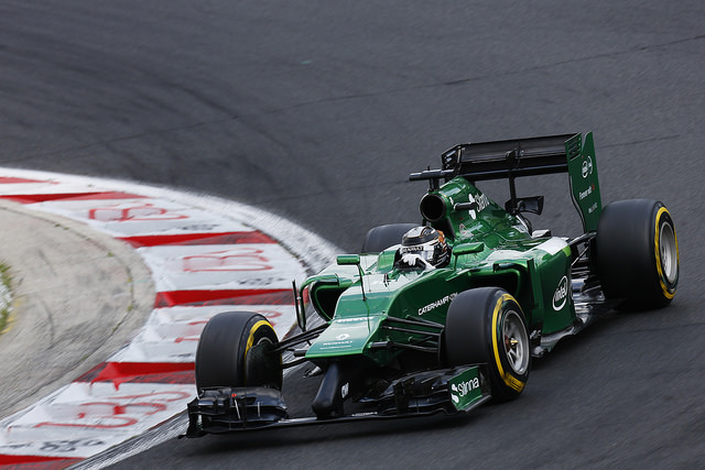 Caterham to race in Abu Dhabi after crowdfunding project success